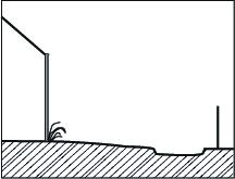 Stap 2 maak hoogte verschillen