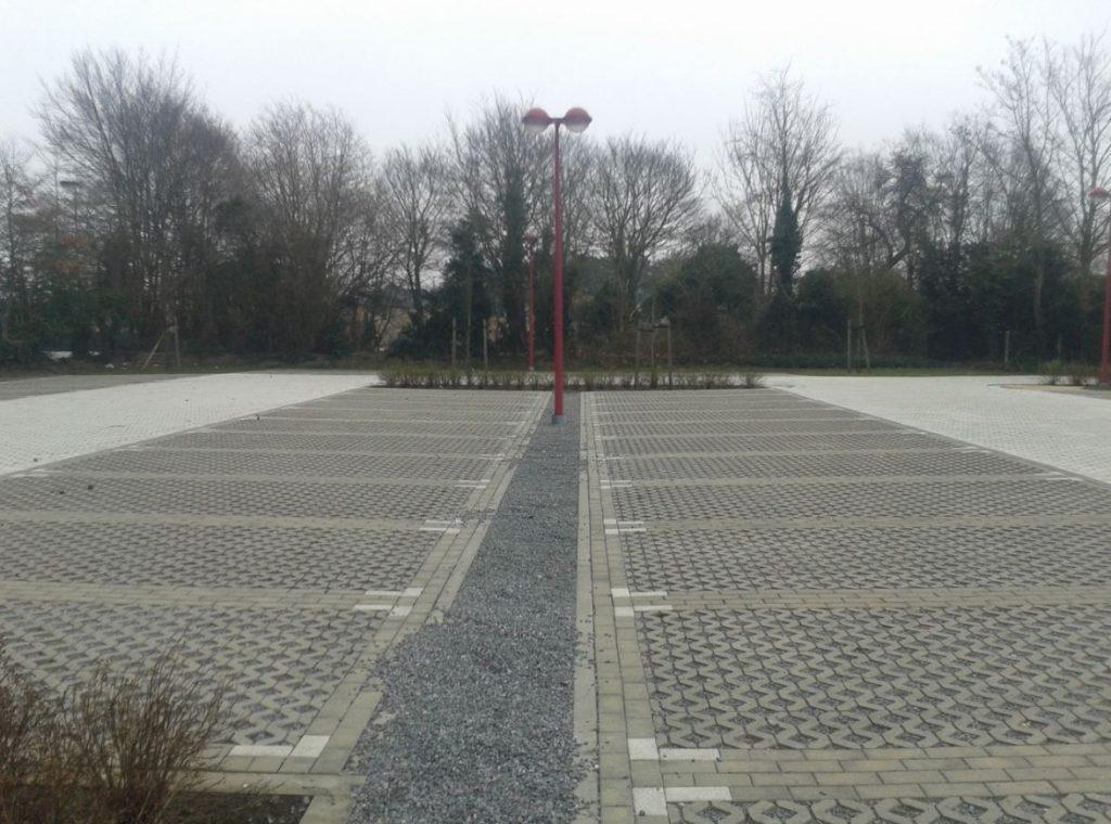 Kerkplein Hulshout